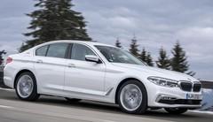 Essai BMW 530e hybride rechargeable : le poids de la science