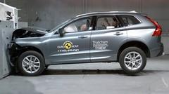 Crash-test : les voitures les plus sûres de 2017… et les plus dangereuses