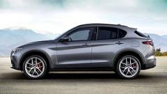 Alfa Romeo préparerait un grand SUV hybride