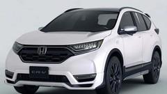 Honda : bientôt un CR-V dynamisé ?