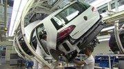 Volkswagen aura produit plus de 6 millions de voitures en 2017