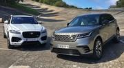 Essai Jaguar F-Pace vs Range Rover Velar : les cousins se rebellent !