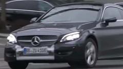 Mercedes Classe C : lignes préservées pour le coupé et le cabriolet !