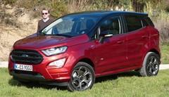 Essai Ford EcoSport restylé : nouveau départ