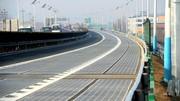 La Chine ouvre sa première autoroute à énergie solaire