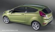 Ford Fiesta : Le style et la substance