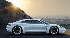 Trois niveaux de puissance pour la berline électrique Porsche