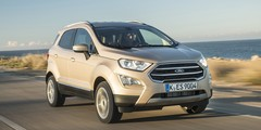 Premier essai Ford Ecosport 2018 : Fontaine de jouvence