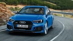 Essai Audi RS 4 : plaisir intégral