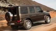 Mercedes Classe G 2018 : les premières images en fuite