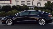 Tesla : les objectifs de production à nouveau revus à la baisse