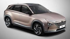 Hyundai dévoile son nouveau SUV hydrogène