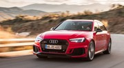 Essai Audi RS4 Avant: Jouissif !