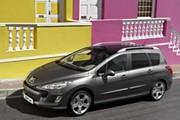 Peugeot innove avec sa 308 SW