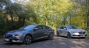 Essai Opel Insignia Grand Sport vs Renault Talisman : La taille au-dessus