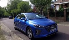 Essai Hyundai Ioniq Hybride Rechargeable : 1000 km au volant