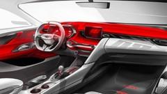 L'intérieur de la nouvelle Hyundai Veloster