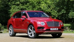 Bentley prépare le Bentayga hybride rechargeable