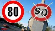 La vitesse limitée à 80 km/h sur route dès juillet 2018