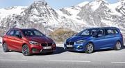BMW Série 2 Active Tourer et Gran Tourer : refonte