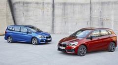 Nouvelle BMW Série 2 (2018) : Active Tourer et Gran Tourer restylées