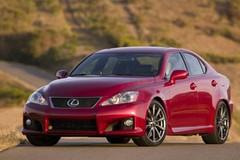 Lexus IS-F : 72 500 euros les 423 ch !