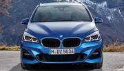 BMW présente les Série 2 ActiveTourer et GranTourer remaniées