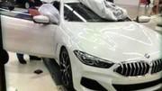 La BMW Série 8 en fuite