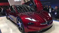 Fisker EMotion : la Model S en ligne de mire