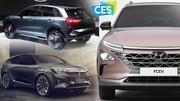 CES 2018 Las Vegas : toutes les nouveautés auto du salon high-tech