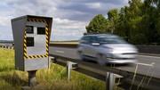 Grand excès de vitesse, un contrôleur de vitesse pour continuer à conduire