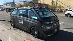 Caradisiac a essayé le taxi autonome de Navya, le premier au monde
