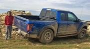 Essai Ford F-150 Raptor : le pickup à cœur de GT