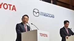 USA : Toyota et Mazda implantent leur usine commune en Alabama