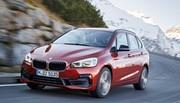 Cure de jeunesse pour les BMW Série 2 Active Tourer et Gran Tourer
