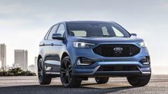 Ford Edge : restylage et version ST pour Detroit