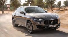 Essai Maserati Levante S Gransport : Second souffle