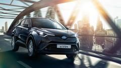 Toyota CH-R Edition 2018 : une série spéciale suréquipée