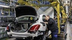 Mercedes est resté leader mondial du premium en 2017