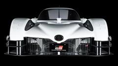 Toyota GR Super Sport Concept : les 24 heures du Mans sur route ouverte