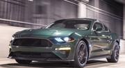 Une nouvelle Ford Mustang Bullit débute à Detroit