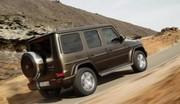 Mercedes Classe G, après 40 ans, il se rebiffe entièrement !