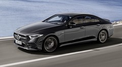 Mercedes CLS : déjà une version 53 AMG