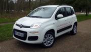 Essai Fiat Panda GNV : Une idée de l'avenir en bio