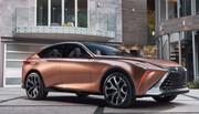 Lexus LF-1 Limitless concept : futur porte-drapeau