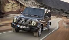 Nouveau Mercedes Classe G (2018) : il change beaucoup plus qu'il n'y paraît