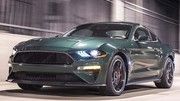 Ford Mustang Bullitt : Comme dans un film !
