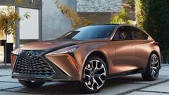 Lexus LF-1 Limitless : le futur grand SUV-coupé de Lexus
