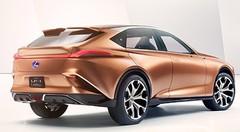 Lexus LF-1 Limitless : un SUV qui a le look d'une sportive classique