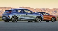 Toujours atypique, le coupé Hyundai Veloster 2018